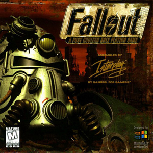Fallout 1 And Patch [PC]
